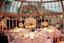 Lichtkonzepte / Ideen für eine kreative Beleuchtung zur Hochzeit. #Wedding #Decoration #Deko