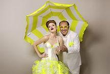 Crazy Wedding / Hauptsache: ausgefallen! Hier sammeln wir besonders ungewöhnliche Hochzeits-Ideen. Verrückt, skurril und ganz besonders!