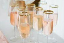 Cocktails & Getränke zur Hochzeit / Ideen für Getränke - und Ideen, wie man sie serviert. #Wedding #Drinks