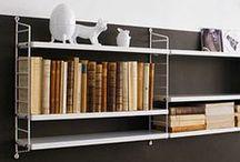 Bibliothèques - étagères