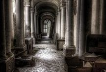 Abandoned places~