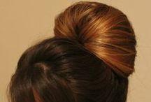 Top Knots, Twists & Hair Buns