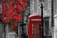 all things England