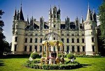 Hochzeitsschlösser und Burgen / Jawort wie im Märchen. #Wedding #Location #Castle #Trauung #Schloss