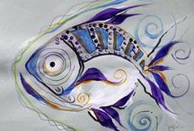 Ocean Art / by Panama Yacht and Fishing Charters