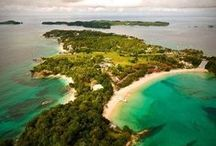 Pearl Islands, Panama / The Pearl Islands, Panama