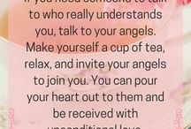 Angels ❤ / Angels are around us, everywhere!