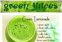 Detox Smoothies & Juices! / Detox smoothies & juices! They can be delicious! Healthy & great for your gut and waistline! Look for the anti-inflammatory ones. Sugar is bad because it makes your cells inflamed & bloated! To be avoided! / by Ivonne Teoh