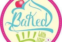 Baked with love / My own cake creations.