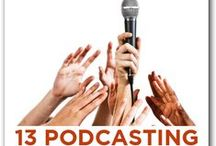 Podcasting / All about Podcasting and how to get more listeners!