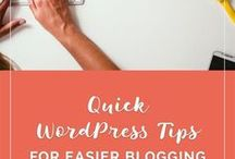 Blogging tips / Content marketing, small business marketing