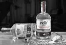 Prüf Vodka / Vapor Distillery is offering a refreshing return to sanity with Prüf vodka. No silly marketing gimmicks. No crazy flavors. No pretension. Just a clean, soft, super-smooth vodka with a subtle hint of sweetness that makes it perfect for sipping or mixing to perfection into your favorite cocktails. We start with pure Colorado rocky mountain water and use only the highest purity alcohol that has been distilled from corn, and produce a pure, simple, honest, vodka.