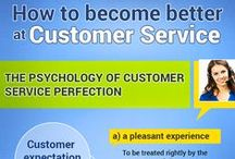 Customer Service / Having good or even better, great Customer Service is important for your business.