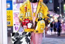 Japanese street fashion~