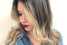 Ombre Hair / Everything ombre hair inspiration on this board. Ombre hairstyles, Ombre hairstyles for brunettes, Ombre hairstyles medium, Ombre hairstyles long, Ombre hair, Ombre hair color for brunettes, Ombre hair blonde, Ombre hair color, Ombre hair short #ombrehair #bob #shorthair #longhair #mediumhair #balayage #sombre #blondehair #caramelhair #hairpainting #hairideas #hairinspo #behindthechair #hairgoals