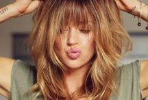 Bangs Hairstyles / Who doesn't love bangs? They will never go out of style. Check out all this amazing hair inspo to show you how to style bangs for your hair while staying on trend. Bangs, Bangs hairstyles, Bangs long hair, Bangs with medium hair, Bangs for round face, Bangs hairstyles long, Bangs hairstyles sideswept, Bangs hairstyles short, Bangs hairstyles for round faces, Bangs hair #bangs #shorthaircuts #longhaircuts #hairstyles #layers #mediumhairstyles #layeredhaircuts #veilofgrace #behindthechair #hair