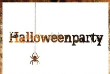 Halloween Party - Planen, Dekorieren / Vom Kürbis bis zum Spinnenkuchen, diese Halloween Pinwand fügt viele schaurig schöne Faktoren zur perfekten Halloween Party zusammen. Ob Geister, Hexen oder Untote - sie werden sich alle schrecklich gruseln.