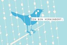 Alle Vöglein sind schon da...   Birds Birds Birds / vom Vogelkäfig, zum Stoff mit Vögeln über schickes Vogel Design... Sie müssen kein Ornitologe sein um sich mit Vögeln zu beschäftigen. Basteln Sie Vogelfutter oder machen Sie Eulen aus Äpfeln und Birnen. Lassen Sie Ihre Phantasie fliegen und folgen Sie unserer Pinterest Pinnwand: Alle Vöglein sind schon da... Birds, Birds, Birds und bleiben Sie up to date rund um die Vogelwelt