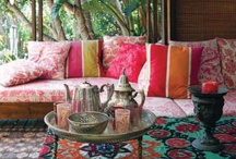 nesting / ...settling down and staying a while, with a love of globally influenced design...