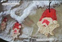 Noël / Activité manuelle, DIY, bricolage, et inspiration pour Noël