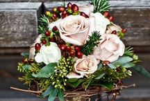 Christmas Inspiration / Fun Christmas Inspiration to get you in the holiday spirit!  (Please note: the designs on this board are not the work of Focus Floral but are merely pins we found of interest and thought you might enjoy as well.)