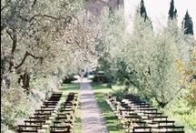 Romantic Wedding Venues in Tuscany
