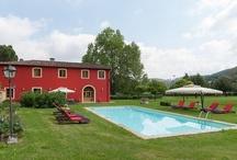 Villa del Cigno -12 pax -Lucca