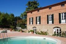 Villa Romanza-Castelmuzio, Siena