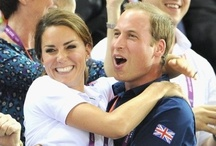 KATE & WILLIAM / by Maureen Marshall