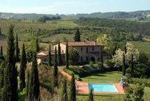 Villa Volante -9 pax -  Montaione, Florence
