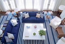 Blue home & ideas I like