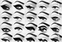 Eyes ~ Lips ~ Hair