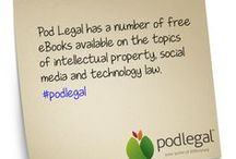 Pod Legal eBooks / Free eBooks from our Pod Legal Learning Centre.  For more free resources to expand your social media, technology and intellectual property law knowledge visit our Learning Centre at http://www.podlegal.com.au/learning-centre/