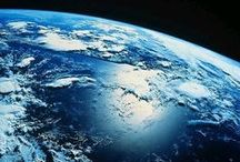 Mother Earth from Space