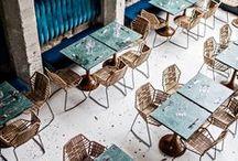 Inredning restaurang & cafe