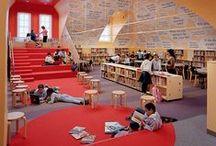 Inredning Bibliotek