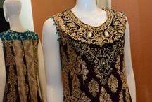 Pakistani 4 Piece Suits / The Goddess