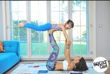 FitMum / No time because of the kids? Let's see the tips then!