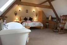 Interior Design / Gorgeous Interior Design in Self Catering Holiday Accommodation in the UK & Ireland