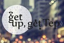 Get up, Get tep!