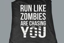 HalloweenFit / Autumn-fit zombie-workouts in hope of your eye-candy summer body:P