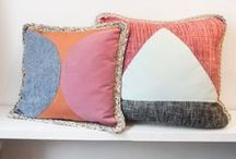 Cushions & Pillows / Vintage and contemporary cushions and pillows, hand-picked from the world's highest quality artisanal makers.
