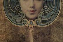 Art Deco, Art Nouveau, Jugendstil & Empire