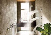Banheiros/ bath rooms