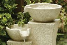 Products - Fountains / Northcote Pottery's range of water features