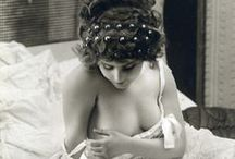 Vintage ~ Ziegfeld, Allen and others