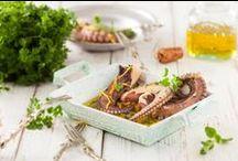 Συνταγές για Ψάρια & Θαλασσινά