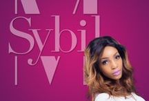 Sybil M / Web Design Work Done For Sybil M Beauty Products & Online Store.