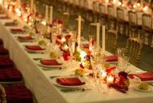 OTS Table Decor / Table Decor featured at OTS produced events.