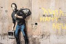 Street Art / Street Art - Banksy